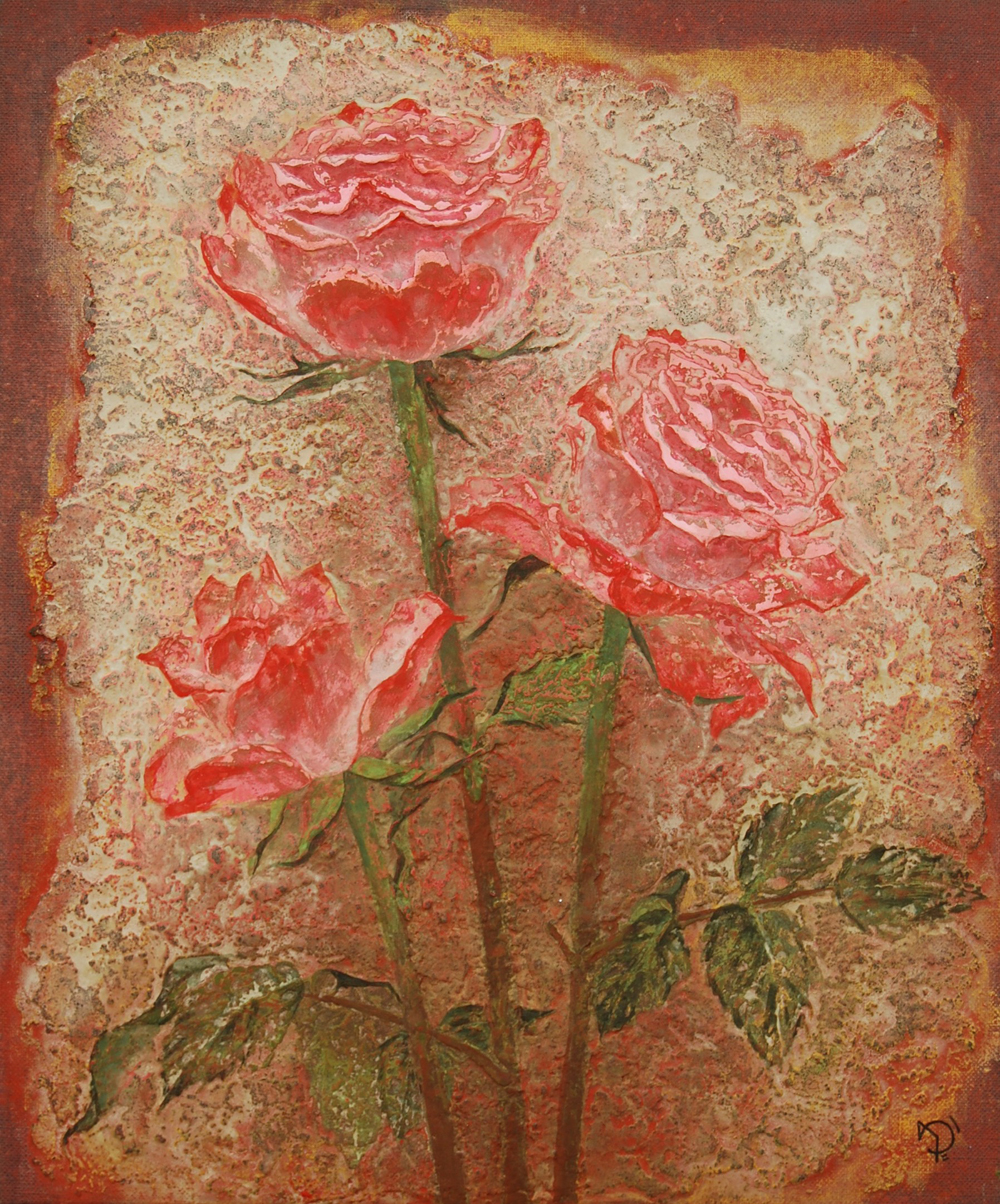F8 薔薇