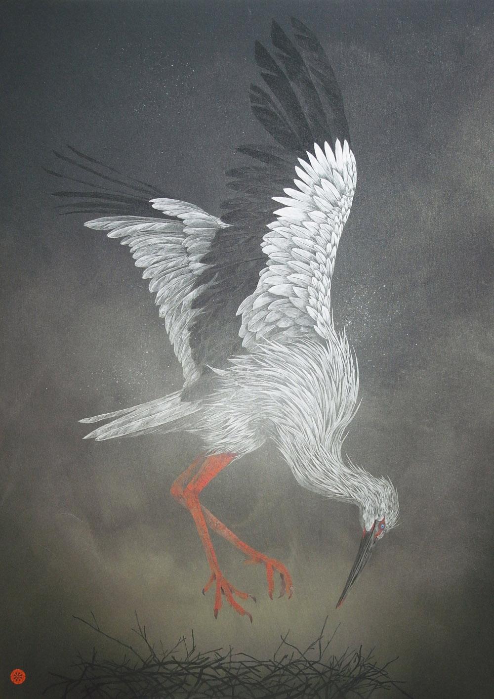 P30 こう鶴の巣