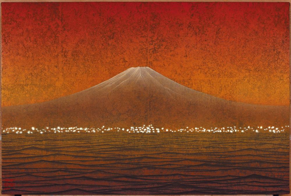 P6 富士山