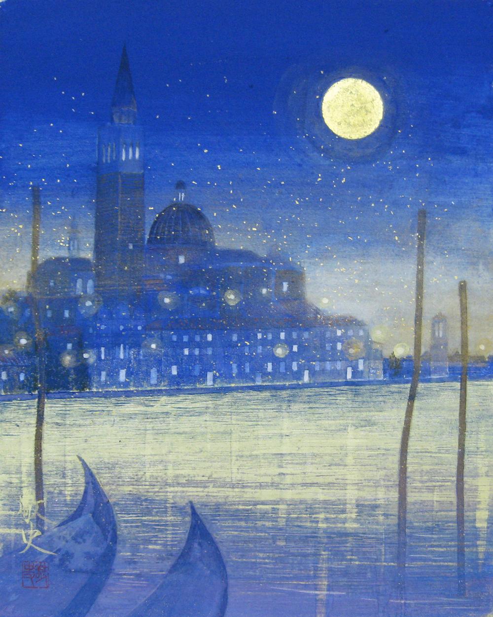 F3月夜(ベネチア)