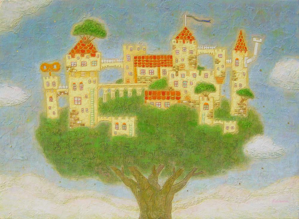 P8  巨木の街