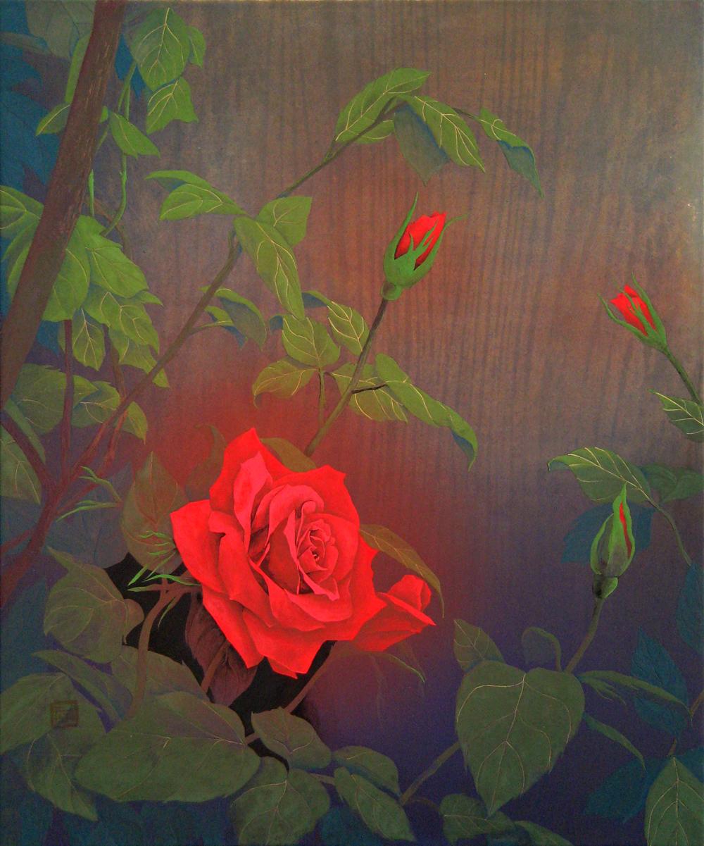 F8 薔薇-自然